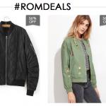 Romwe Spring Sale!