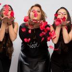 Celebrando el día de San Valentin…
